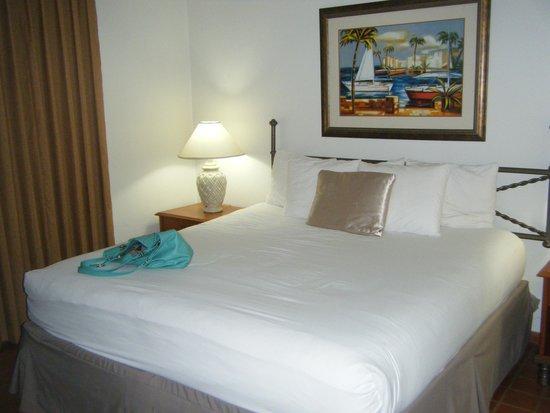 Park Royal Puerto Rico at Club Cala: Second bedroom.