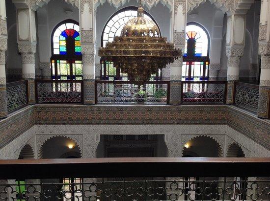 Riad Fes - Relais & Chateaux : Interior view