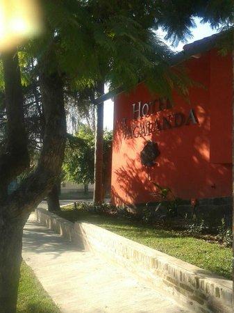 Hotel Jacaranda: Frente
