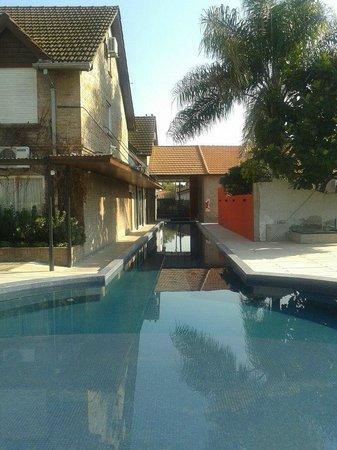 Hotel Jacaranda: Piscina