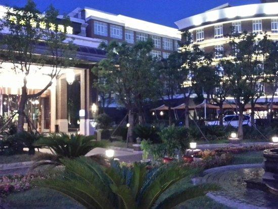 Royal Grace Hotel Optics Valley: Hotel Royal Grace , Wuhan
