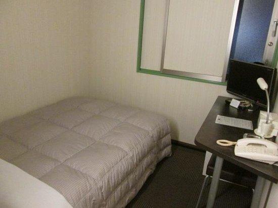 R&B Hotel Otsukaeki Kitaguchi : 部屋