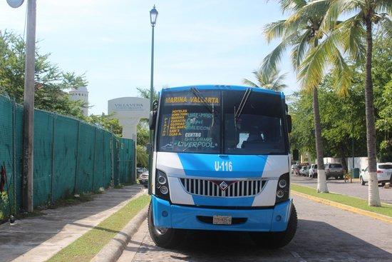 The Westin Resort & Spa Puerto Vallarta: public transportation
