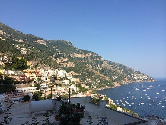 Conca d'Oro: Breathtaking view of Positano!