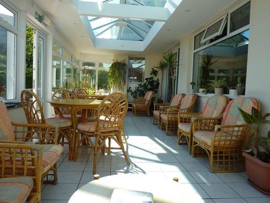 Miramar Hotel : Conservatory