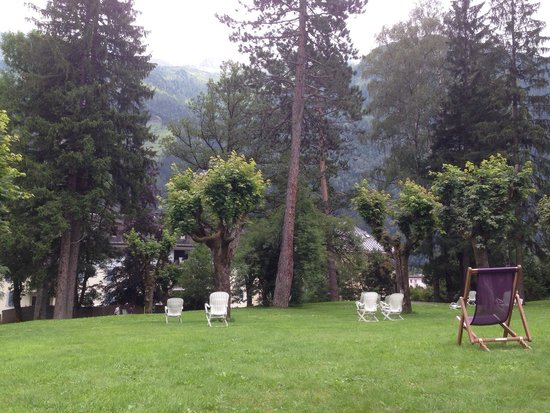 Club Med Chamonix Mont-Blanc : Endroit paisible