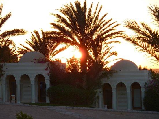 The Oberoi Sahl Hasheesh: Bungalow view