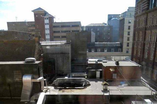 Hilton Brighton Metropole: Our view (apologies for poor quality shot)