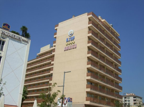 H·TOP Amaika: Hotel