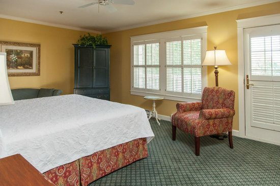 Harbour View Inn: Chateau LaFramboise Room - Harbour View