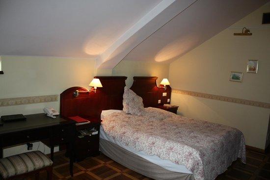 Maltanski Hotel : Nice size room on the second floor