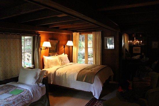 Deetjen's Big Sur Inn: Creek house