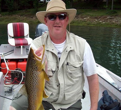 White River Family Fishing: fish