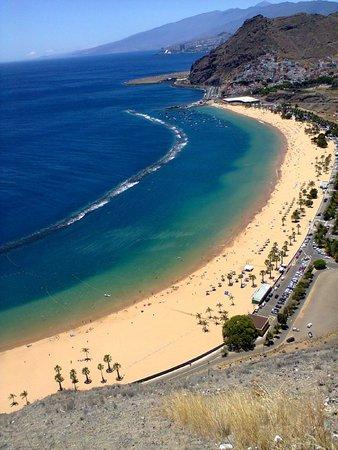 Playa de las Teresitas : Las Teresitas