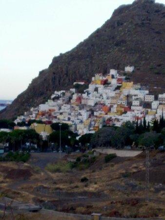 Playa de las Teresitas : San Andres