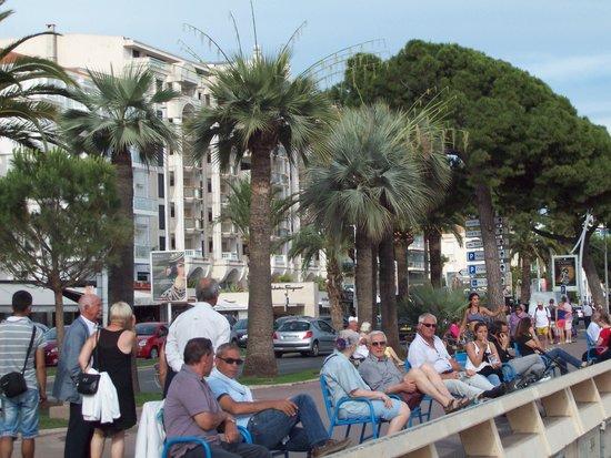 Hotel Ibis Cannes Centre: la croisette