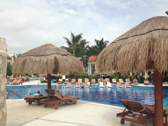 Excellence Riviera Cancun: SO RELAXING