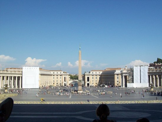 Vatican Guided Tours: the Square