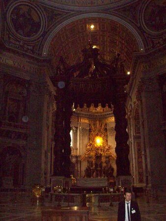 Vatican Guided Tours: the Basicilica