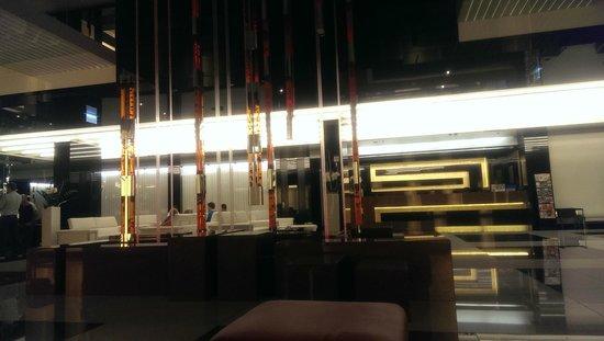Grandior Hotel Prague : Lobby