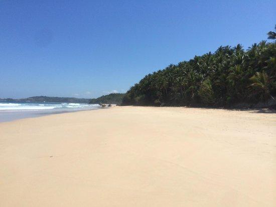 Nihiwatu: Beach