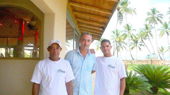 Hotel Alisei: El personal colaborador, fantasticos.
