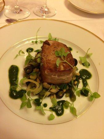Les Chaumieres de Nexon : Tuna was devine