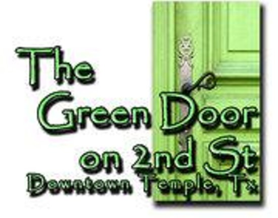Green Door on Second