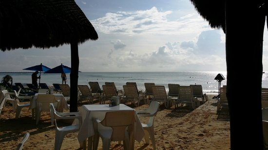 "Playa Maya : The ""Restaurant"""