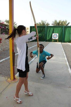 SUNRISE Select Royal Makadi Resort: Archery