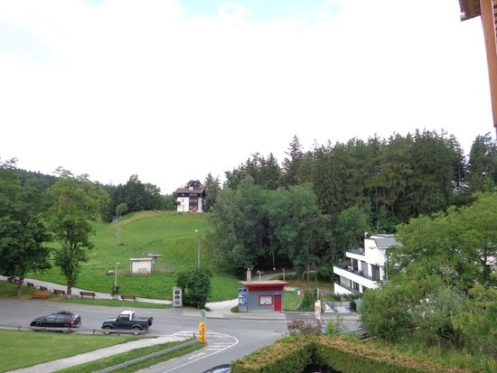 Alpine Well&Fit Hotel Eagles-Astoria Innsbruck-Igls : View from the room
