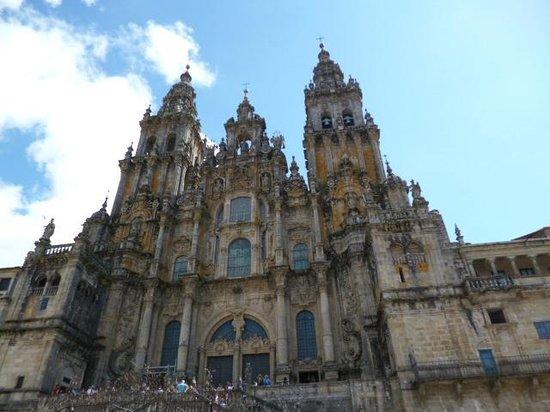 Kathedrale von Santiago de Compostela: catedral de santiago
