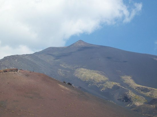 Etna Experience Excursions: hot one!
