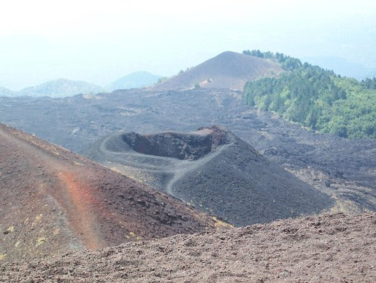 Etna Experience Excursions: so expansive!!