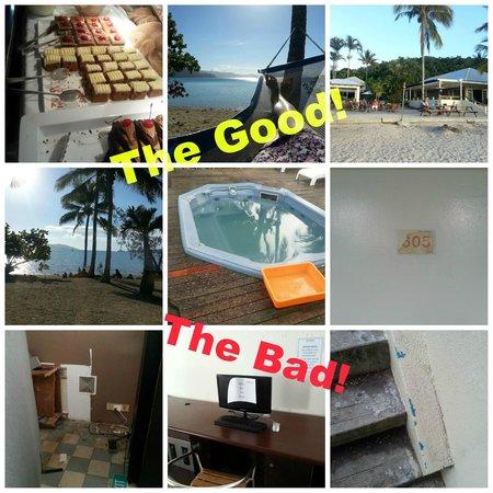 Long Island Resort: Good vs Bad! You decide. :-)