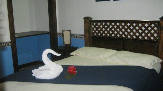 Hotel Pacande: Room