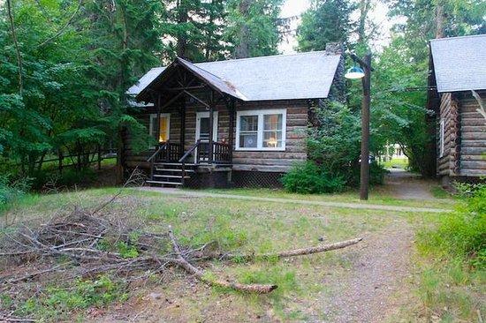 Lake McDonald Lodge: Cabin #14