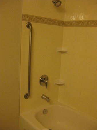 Quebec City Marriott Downtown: shower