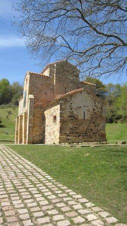San Miguel de Lillo: Vista exterior