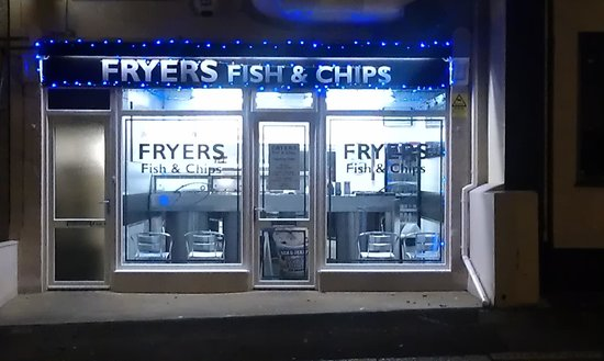 Fryers Fish & Chips