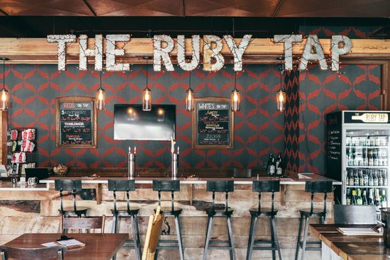 The Ruby Tap: Bar