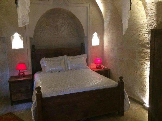 Maccan Cave Hotel: Camera