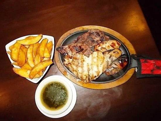 Broadway Grille & Pub: ARGENTINA GRILL