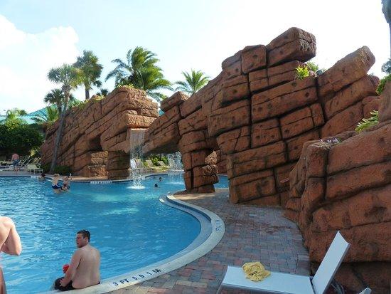 Radisson Resort at the Port: nice pool