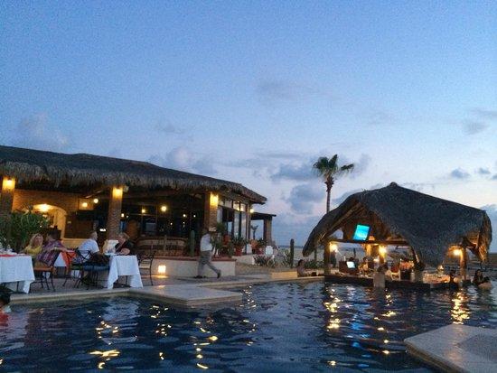 Solmar Resort: Tropical night