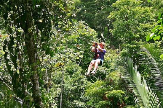Sambo Creek Canopy Tours & Spa