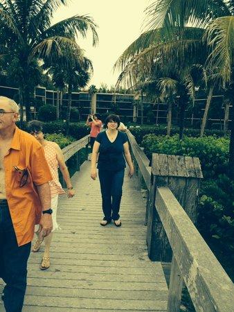 Sundial Beach Resort & Spa: On to the beach