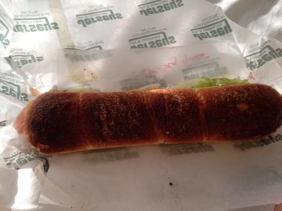 Jersey's Subs: My sub