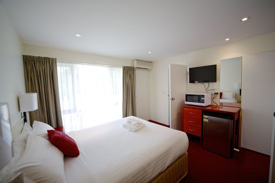 Sanctuary House Resort Motel: Standard double room