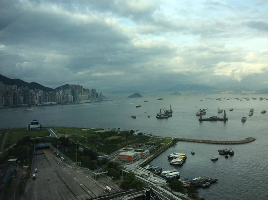 W Hong Kong: View from 31st Floor Suite